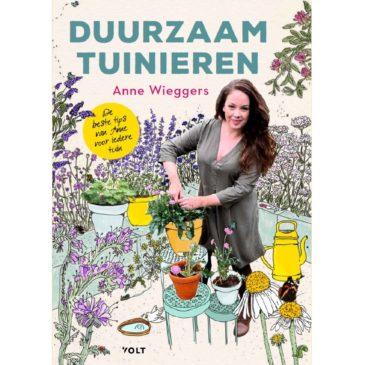 Anne's boek 'Duurzaam Tuinieren' is nu te reserveren!