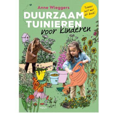 Boek 'Duurzaam tuinieren voor kinderen' is uit!